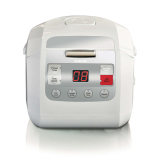 Toko Philips Avance Collection Fuzzy Logic Rice Cooker Hd3030 30 Putih Termurah