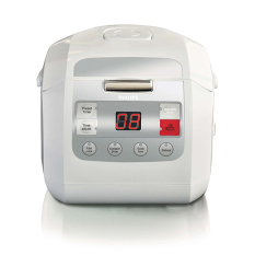 Spesifikasi Philips Avance Collection Fuzzy Logic Rice Cooker Hd3030 30 Putih Baru