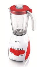 Philips Blender Plastik 2 Liter HR2115 - Merah