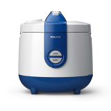 Beli Philips Daily Collection Jar Rice Cooker Hd3118 31 Biru Philips Asli