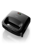 Philips Daily Collection Sandwich Maker Hd2393 92 Hitam Philips Diskon 40
