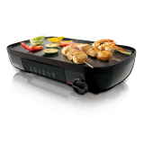 Review Philips Daily Collection Table Grill Hd6320 20 1500W Hitam Di Dki Jakarta