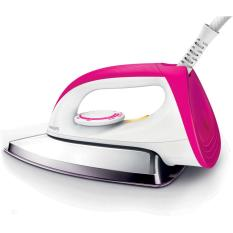 PHILIPS DRY IRON / Setrika HD 1173 PINK