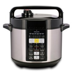 Philips Electric Pressure Cooker Hd2136 - Hitam By Obor-Baru.