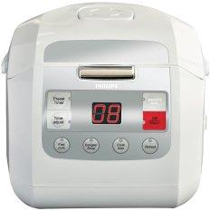 Daftar Harga Philips Fuzzy Logic Rice Cooker Hd 3030 30 Putih Philips