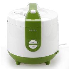 Beli Barang Philips Hd 3118 30 Rice Cooker Hijau Online