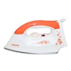 Philips HI 115 Setrika Listrik - Oranye - Gratis Pengiriman  Surabaya, Mojokerto, Kediri, Madiun, Jogja, Denpasar