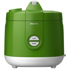 PHILIPS Rice Cooker 2 Liter HD3129 - Hijau