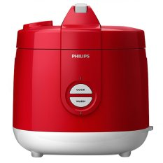 PHILIPS Rice Cooker 2 Liter HD3129 - Merah