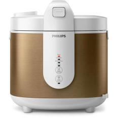 Philips - Rice Cooker Fuzzy Logic 2 Lt HD 3053 - Gold