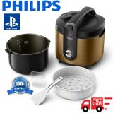 Kualitas Philips Rice Cooker Stainless Proceramic 2 Liter Hd3128 Gold Philips