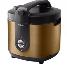 Toko Philips Rice Cooker Stainless Proceramic Hd 3128 Gold Philips