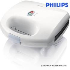 Philips - Sandwich Toaster HD2384