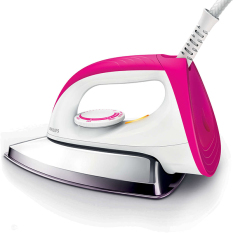 Philips Setrika HD 1173/40 - Putih Pink
