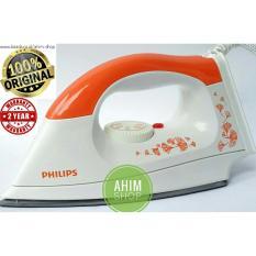 Philips Setrika Hi115 Light Care Dry Iron 100 Original Jawa Timur