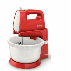 Review Philips Stand Mixer Hr 1559 Hr1559 Red Bubble Wrap Philips