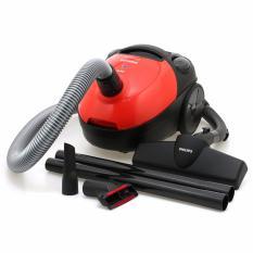 Philips Vacum Cleaner Penyedot Debu FC8291 - Hitam Merah
