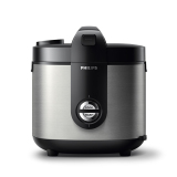 Spek Philips Viva Collection Jar Rice Cooker Hd3128 33 Premium Hitam Silver