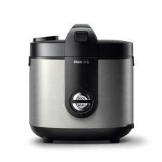 Jual Philips Viva Collection Jar Rice Cooker Hd3128 33 Premium Hitam Silver Di Bawah Harga