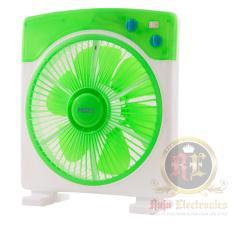 Pisces Box Fan 12 inch / Kipas Angin Kotak – NT121T ( Dilengkapi Timer Control 120 menit )