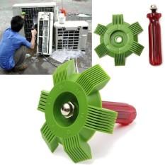 Plastik Evaporator Kondensor Fin Coil Comb Straightener Cleaner HVAC/Auto A/C-Intl