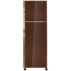 Polytron - Lemari Es / Kulkas 2 pintu PRM21QN - Brown/Coklat