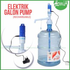 Pompa Air Galon Sunpro Sp 89 Battery Charger Pompa Galon Isi Ulang