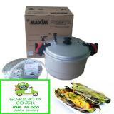 Toko Presto Maxim 12 Liter 30Cm Pressure Cooker Maxim Online Terpercaya