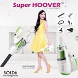Model Promo Bolde Super Hoover Vacuum Cleaner Alat Penyedot Vacum Vakum Debu Abu Putih Hijau Terbaru