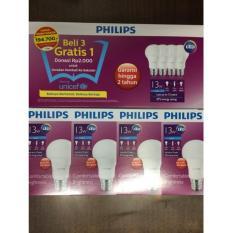 Promo Lampu Led Philips 13W Murah Beli 3 Gratis 1 - 9D37ee