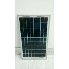 Promo Solar Panel Solar Cell Panel Surya Shinyoku 10Wp Poly Diskon
