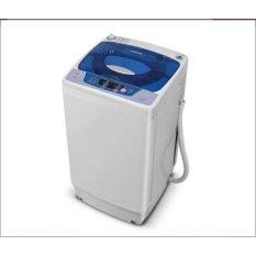 PROMOO... Sanken AW-S835PP Mesin Cuci Top Loading 1 Tabung 6.5 kg - Putih