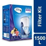 Jual Pureit Germ Kill Kit Filter Air Classic 9L 1500L Lengkap