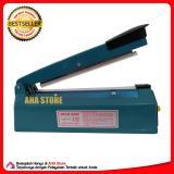 Jual Q2 Impulse Sealer Pfs 200 Alat Pres Plastik 20 Cm Biru Banten Murah