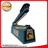 Q2 Impulse sealer PFS- 200 Alat Press Plastik 20 CM - Biru | Lazada Indonesia