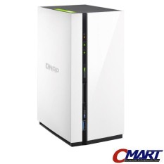 QNAP TS-228 2-bay + RAM 1GB Home & SOHO NAS Server Network Storage
