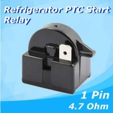 QP2-4.7 Start Relay Kulkas PTC untuk 4.7 OHM 1 PIN Vissani Danby Kompresor-Intl