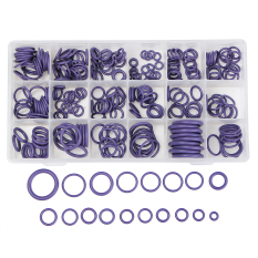 R134a MOBIL AC 265 Piece O RING SET ACST057-Intl
