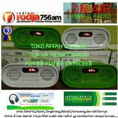 Radio Digital Am Fm Rodja 756Am Dll - Dd596a