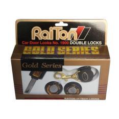 RAITON GOLD SERIES - KUNCI PINTU MOBIL - 2 PINTU - PIPIH KCP RAY 2P-G