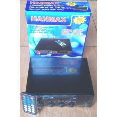 Rakitan Usb Mp3 Fm Player Hi-Fi Amplifier 220V - Aad77e