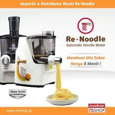Re-Noodle Maker RN-88 Premium / Mesin Mie Otomatis & Pasta Maker