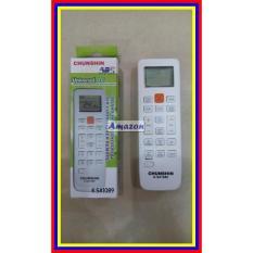 Remot Remote Ac Samsung Universal Multi Serba Guna Hy