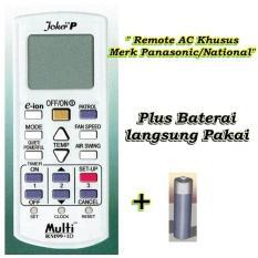 Remote AC A/C Panasonic National