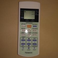 Remote AC Panasonic é-ION PATROL - Plasma Pendingin Ruangan/ Remot