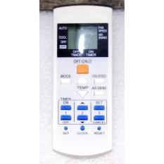 Remote Remot AC Panasonic - Pendingin Ruangan / Pengatur Suhu