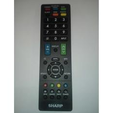 Remot/Remote Tv Lcd/Led Sharp Aquos - Bab67b