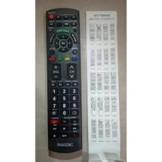 Remot/Remote Tv Panasonic Lcd/Led/Plasma Multi/Universal - 66D79B