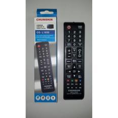 Remot/Remote Tv Samsung Lcd/Led/Plasma Universal/Multi/Serba Guna(Cs) - 3Ca3b6