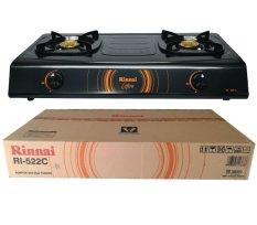 Toko Rinnai Kompor 2 Tungku Ri 522 C Ce New Model Rinnai Online